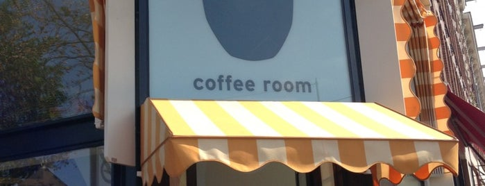 Coffee Room is one of Amsterdam.
