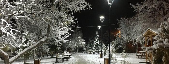 Doğanşar Ahmet Ayık Parkı is one of Devrim 님이 좋아한 장소.