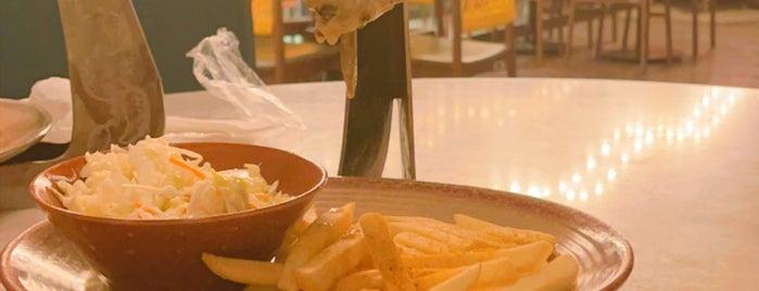 Nando's is one of Posti salvati di Queen.