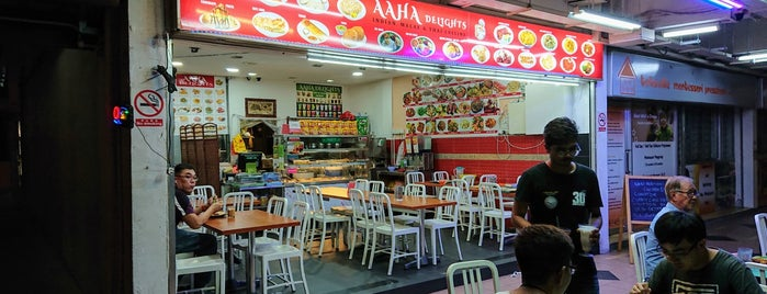 Aaha Delights is one of Micheenli Guide: Supper hotspots in Singapore.