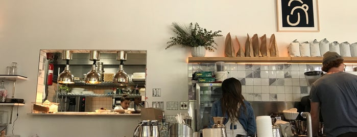 Réveille Coffee Co. is one of Do: San Francisco ☑️.