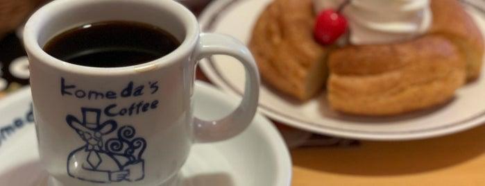 コメダ珈琲店 清田北野店 is one of Orte, die Tamaki gefallen.