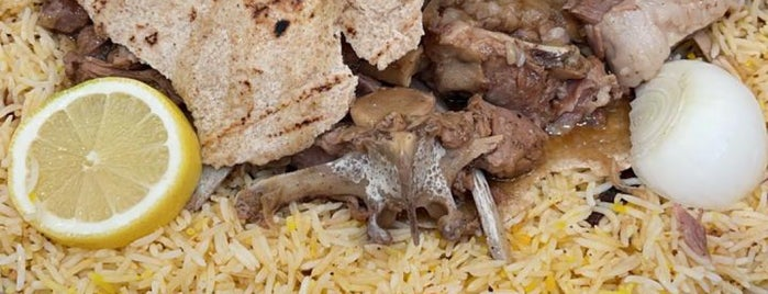 مطاعم ومطابخ باخلعه- مندي ومكتوم is one of Riyadh Food.