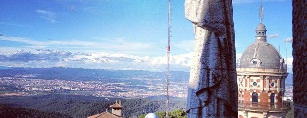 Muntanya de Tibidabo is one of Barcelona Essentials.