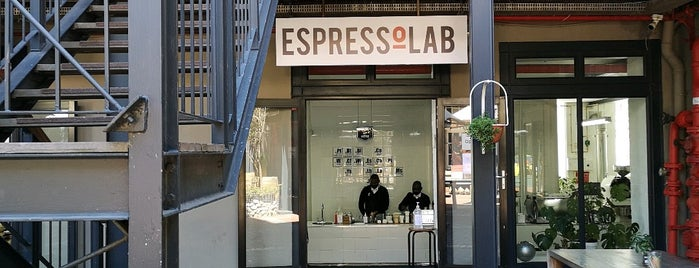 Espresso Lab Microroasters is one of Cape Town.