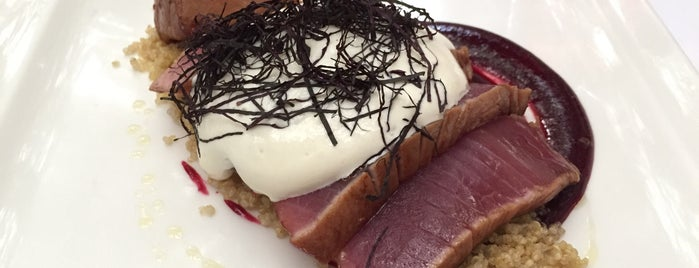 Maní is one of World's 50 Best Restaurants 2015.