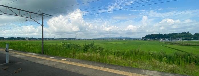 Takahama Station is one of JR 키타칸토지방역 (JR 北関東地方の駅).