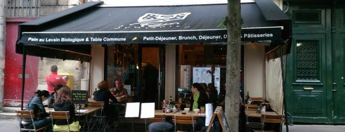 Le Pain Quotidien is one of Paris.