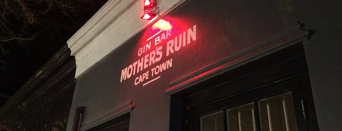 Mother's Ruin is one of Honeymoon in Cape Town.