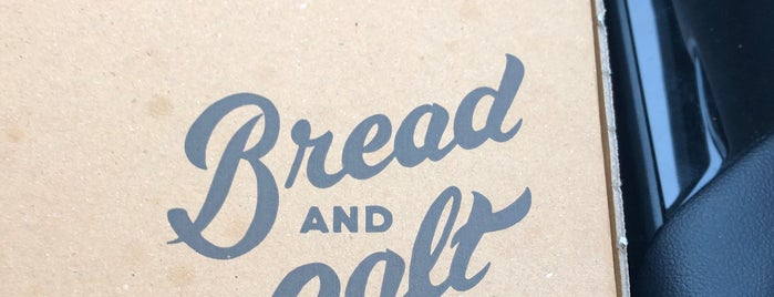 Bread and Salt is one of NYC Pizza.