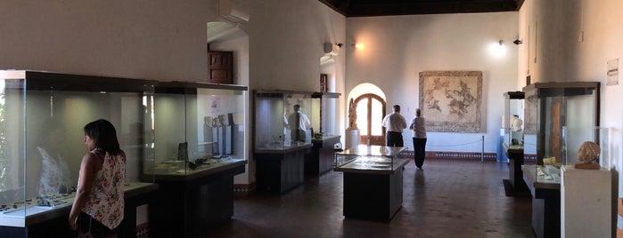 Museo De Cáceres is one of Sergio'nun Beğendiği Mekanlar.