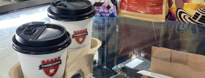 Castello Coffee is one of Madinah.