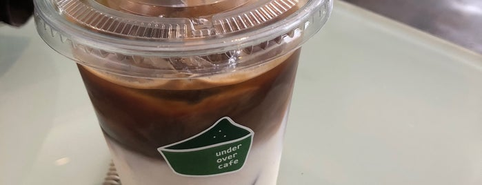 Under Over Cafe is one of เชียงใหม่_3_Coffee.