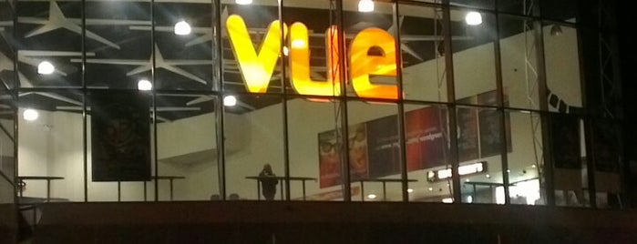 Vue is one of South Tottenham.