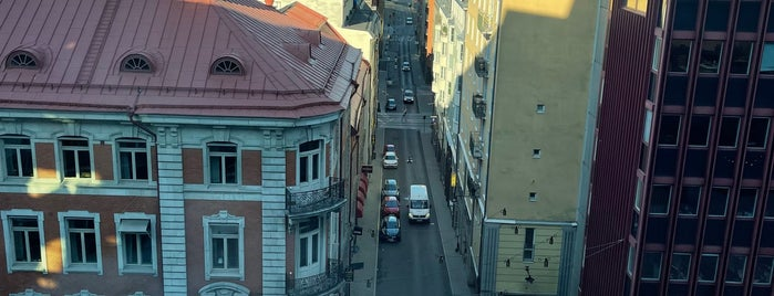 Hobo Bar & Restaurant is one of Stockholm.
