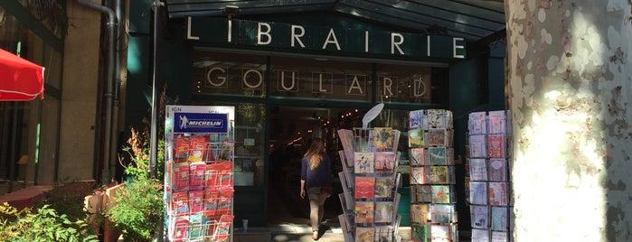 Librairie Goulard is one of Orte, die A gefallen.