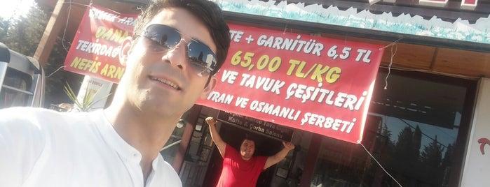 Tirpan Et Lokantasi is one of Trakya.