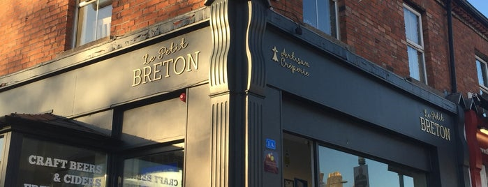 Le Petit Breton is one of Dublin: Favourites & To Do.
