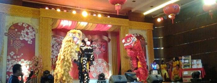 Hee Lai Ton (喜来登) Restaurant is one of Medan culinary spot.