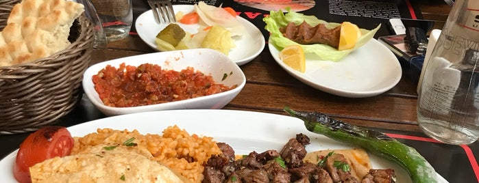 Abooov Kebap is one of Lugares favoritos de Levent.