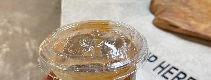 Qirat - Specialty Coffee is one of 2020 Riyadh.