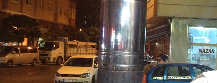 Cadde Cafe is one of Ozkkk'un Beğendiği Mekanlar.