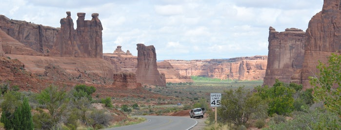 Arches-Nationalpark is one of Orte, die Morgan gefallen.