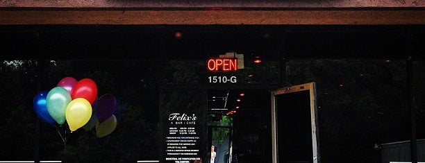 Felix's Atlanta is one of Gay Bars of Atlanta.