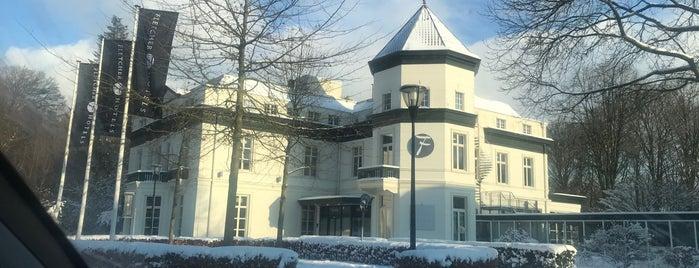 Landgoed Hotel Avegoor is one of Bart's Liked Places.