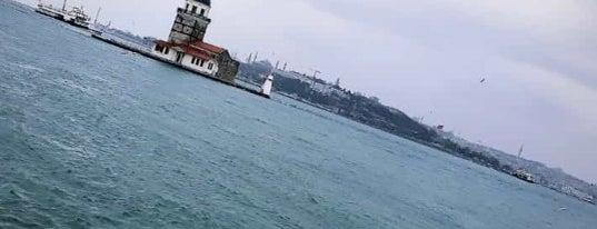 Kız Kulesi Karşısı Minderler is one of تركيا 2.