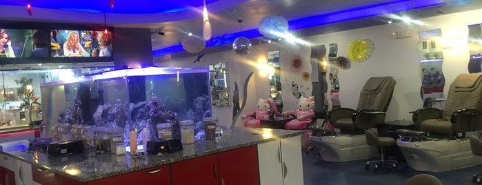 Ocean Spa And Nails is one of สถานที่ที่บันทึกไว้ของ Gustavia.