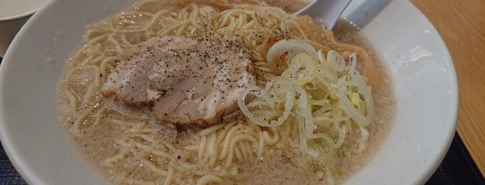 ガンジャラーメン is one of 埼玉のラーメン.