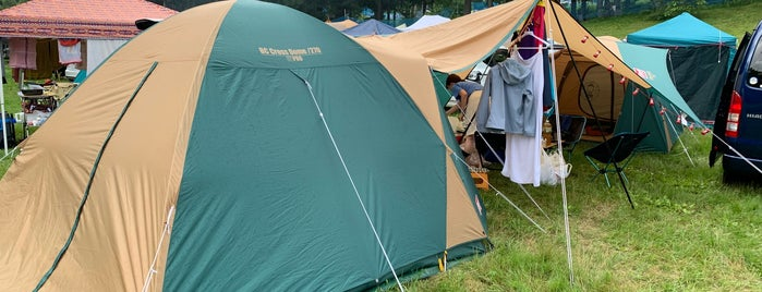 ムーンキャラバン is one of Past Camping.