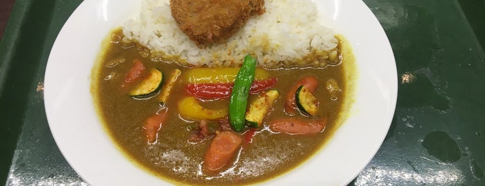 Curry Shop C&C is one of まあまあスポット.
