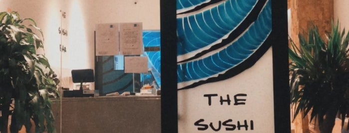 The Sushi Bar is one of الخبر.
