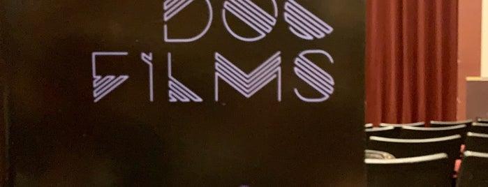 Doc Films (Max Palevsky Cinema) is one of Lugares guardados de Emily.