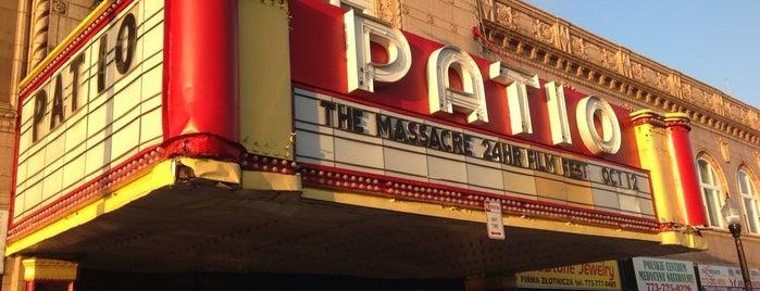 Patio Theater is one of Posti che sono piaciuti a Amy.