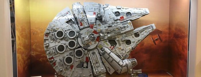 The LEGO Store is one of Posti che sono piaciuti a Rick.