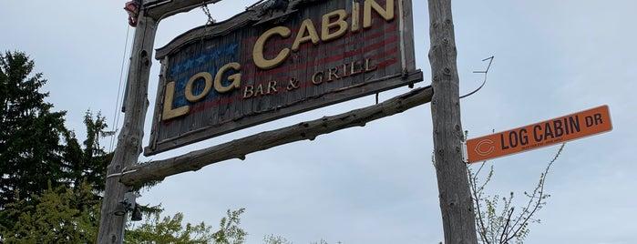 Log cabin is one of Locais curtidos por Linda.