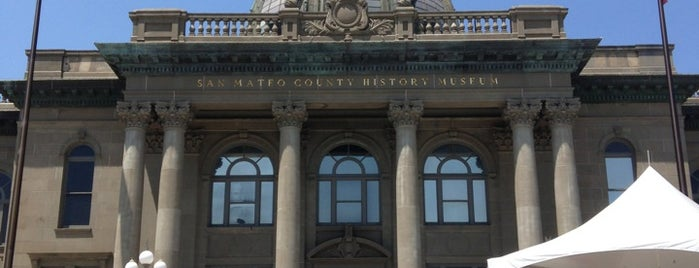 San Mateo County History Museum is one of Partners in Preservation-San Francisco.
