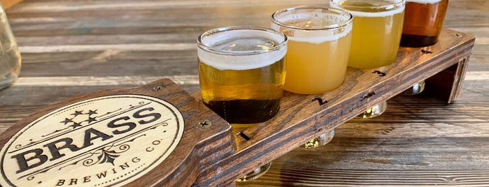 Brass Brewing Company is one of Breweries In Colorado Springs.