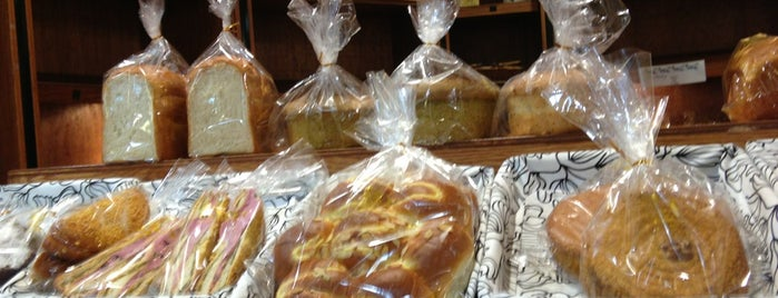 Bini Bakery is one of Posti che sono piaciuti a Eva.