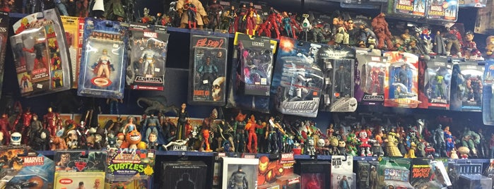Quake Collectibles is one of Chicago.