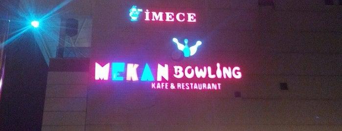 Mekan Bowling Cafe ve Oyun Merkezi is one of Şeyda 님이 좋아한 장소.