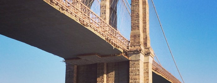 Puente de Brooklyn is one of USA #4sq365us.