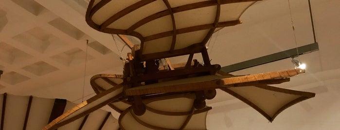 Leonardo Da Vinci Cancelleria is one of ROME - ITALY.