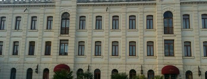 Hotel Ribera del Duero is one of สถานที่ที่ Miguel ถูกใจ.