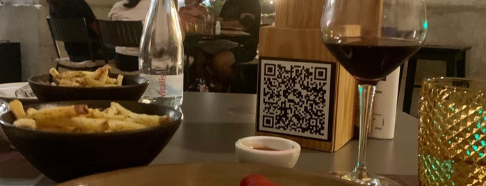 RIB - Beef & Wine is one of Restaurante2.