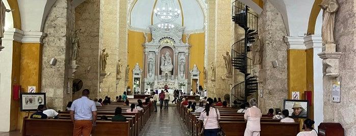 Iglesia Santo Domingo is one of Cartagena.