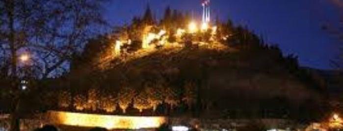 Göksun Kalepark is one of Orte, die Sedat gefallen.